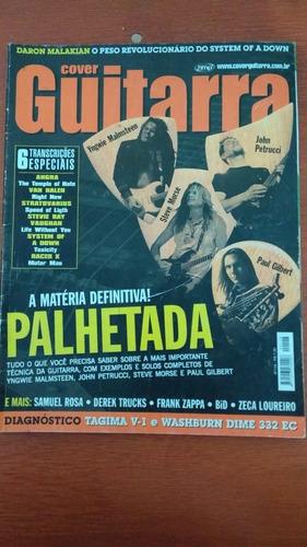 Revista Cover Guitarra 128