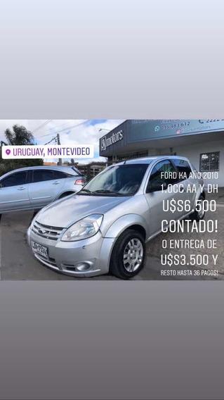Ford Ka 1.0cc Aa/ Dh