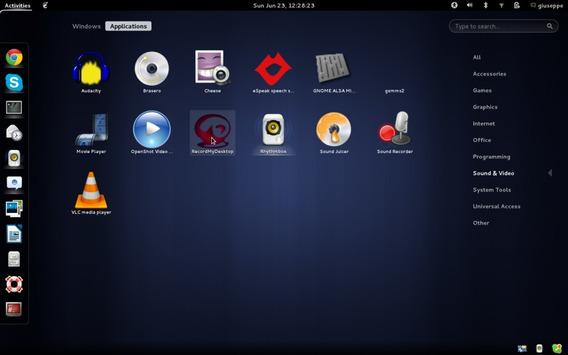 Cd Linux Debian Strech 9.4.0 Gnome, 32 E 64 Bits