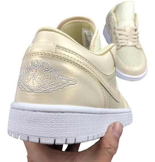 Tenis Nuevos Nike Air Jordan 1 Low Dama Mujer Originales