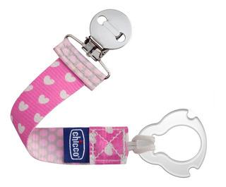 Porta Chupete Fashion Clip