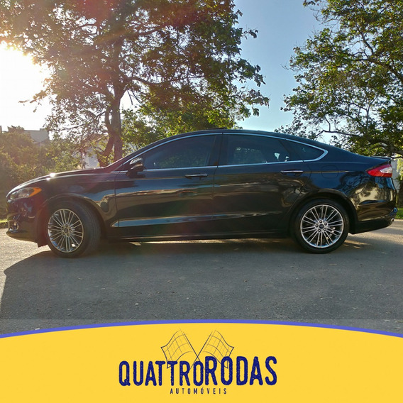 Ford Fusion Titanium Awd 2.0 Turbo - 2015/2015