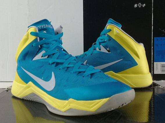 Nike Zoom Hyperquickness (27.5cm) Warriors Curry Hyperdunk