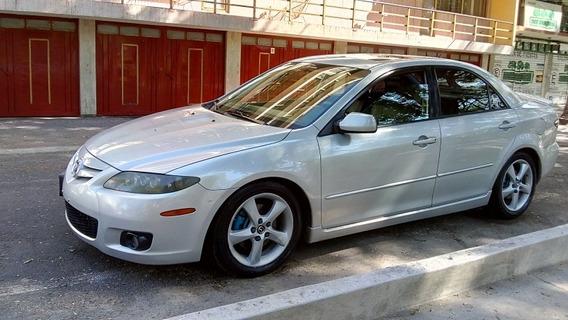 Mazda Mazda 6 2.3 I Grand Sport 5vel Piel Qc Mt 2007