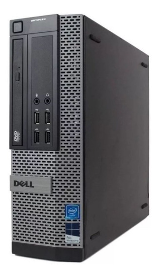 Computadora Dell Cpu Intel I5 500gb Optiplex 990 8gb Renew