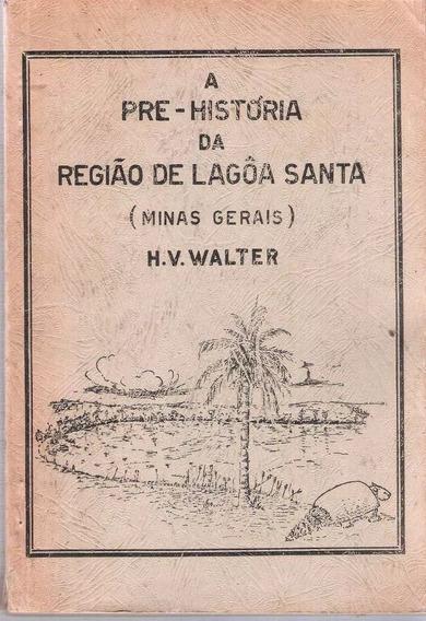 A Pré-história Da Região De Lagôa Santa - H. V. Walter