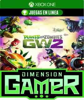 Plants Vs Zombies Garden Warfare 2 - Xbox One - N Codigo