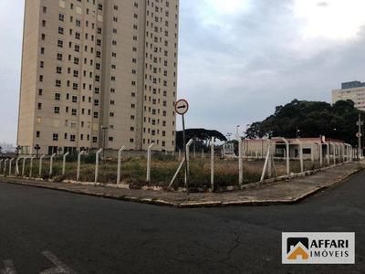 Terreno Comercial Para Locação, Jardim Girassol, Americana. - Te0045