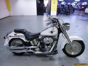 Harley Davidson Fat Boy 501 Cc O Más