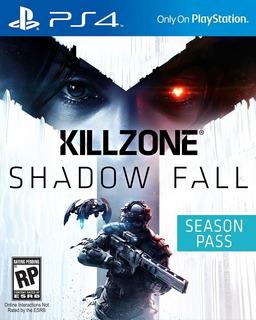 Killzone Shadow Fall + Season Pass ~ Ps4 Digital Español