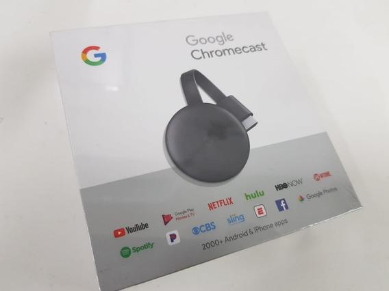 Google Chromecast 3º Geração