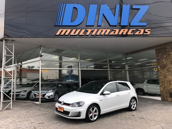 Golf 2.0 Tsi Gti 16v Turbo Gasolina 4p Automatico 2013/2014