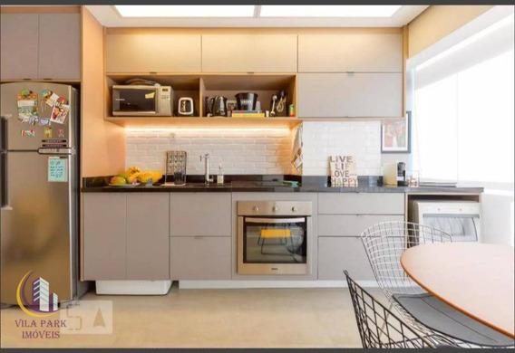 Lindo Apartamento 1 Dormitório, Mobiliado, 1 Vaga Coberta, - Vila Madalena - São Paulo/sp - Ap1287