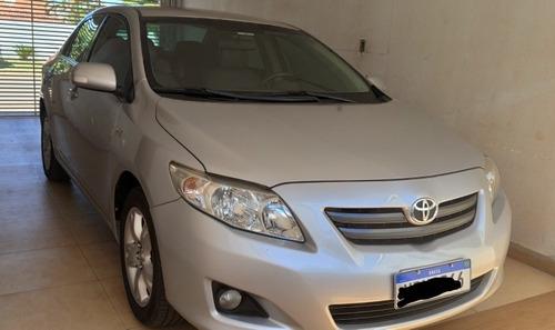 Imagem 1 de 12 de Toyota Corolla 2010 1.8 16v Xei Flex Aut. 4p