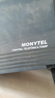 Central Telefonica Monytel