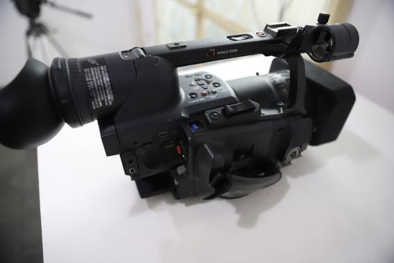 Filmadora Panasonic Hvx 200