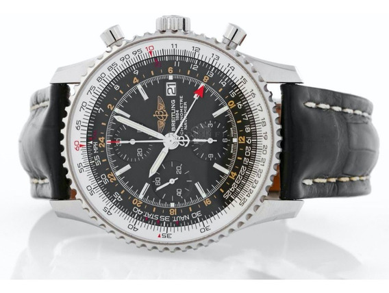 Breitling Navitimer World 46mm Novissímo