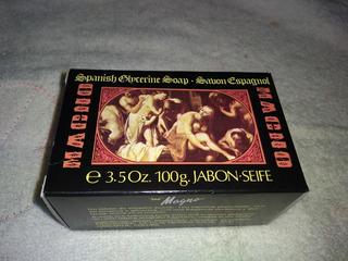 La Toja Jabón Magno 100 Gr Importado Español Antiguo Vintage