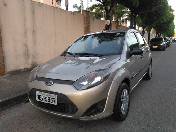 Ford Fiesta 1.0 Flex 5p 2012