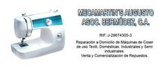 Tecnico Reparacion A Domicilio De Maquinas De Coser