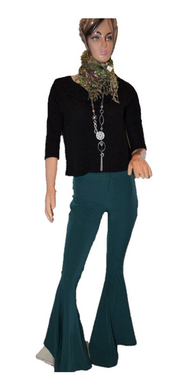 47 Street Pantalon De Vestir O Bomb.k Elastizado Super Oxfor
