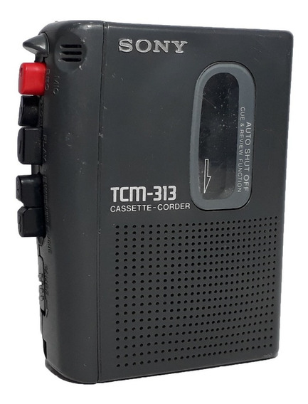 Sony Walkman Tcm-313 No Estado