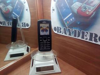 Nokia 6080 Negro Telcel ---envío Gratis---