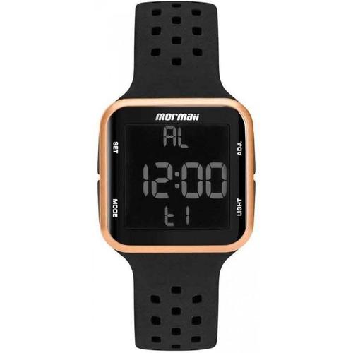 Relógio Mormaii Unissex Wave Rosê Digital Mo6600/8j Lançamen