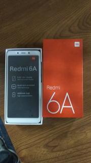Celular Quad Core Xiaomi Redmi 6a, 16gb Dual Sim