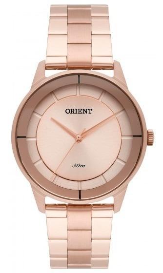 Relógio Orient Frss0032 R1rx Dourado Feminino - Refinado