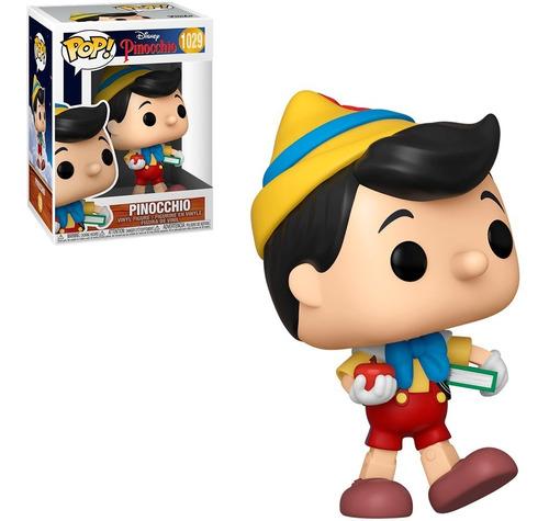 Imagem 1 de 4 de Funko Pop Disney Pinocchio - Pinoquio 1029