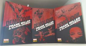 Demolidor Frank Miller & Klaus Janson Volumes 1, 2 E 3