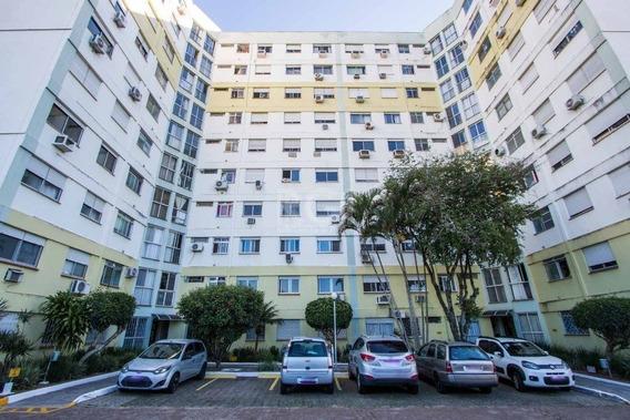 Apartamento Em Cristal Com 2 Dormitórios - Lu430043