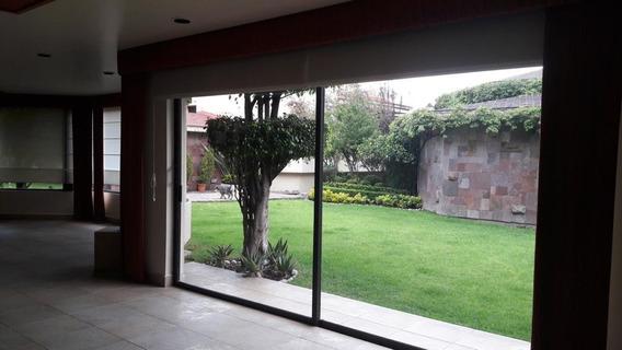 Casa En Venta En Conjunto En Naucalpan, Lomas De Tecamachalco