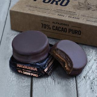Promo Alfajor 70% Cacao