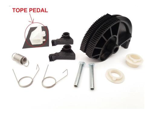 Imagen 1 de 8 de Repuesto Pedal Clutch Con Tope Renault Clio Platina Kangoo