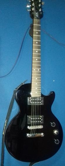 Kit Guitarra EpiPhone Les Paul +ampli Meteoro+pedaleira Zoom