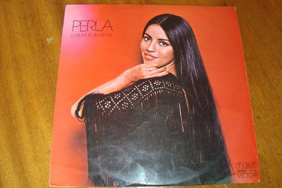 Rca 1977 / Perla Palavras De Amor / Hasta Manana Fernando
