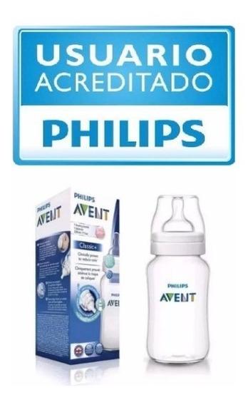 Mamadera Avent Classic ® Anticolicos 330ml