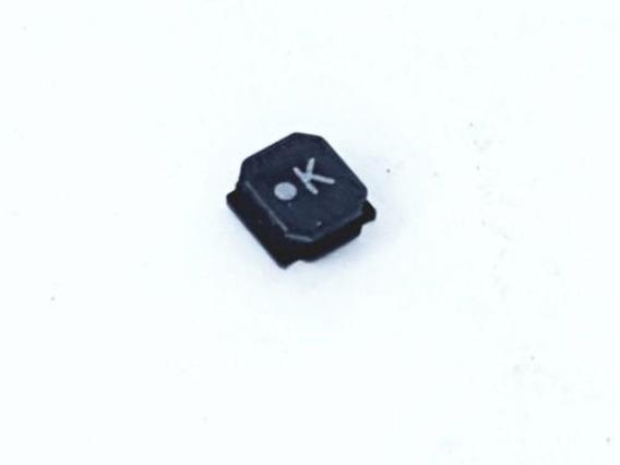 Kit 50 Peças De Indutor Sdm 10uh 4x4x1.8 Mm Marking K Novo
