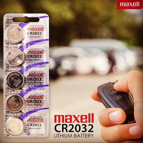 Pila Cr2032 Y Cr2016 3v Maxell