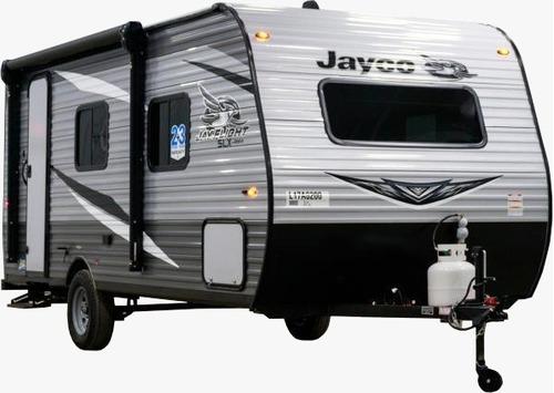 Trailer Jayco 195rb - Motorhome - Nova Marca No  Brasil Y@w2