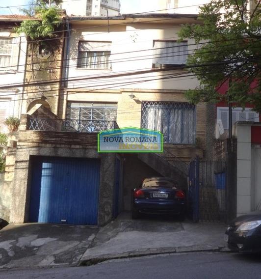 Casa Residencial À Venda, Vila Pompéia, São Paulo. - 3151