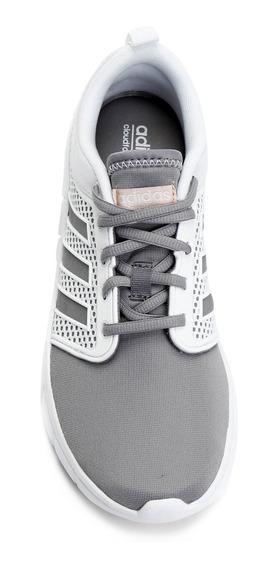 Tênis adidas Cloudfoam Groove Cinza E Branco