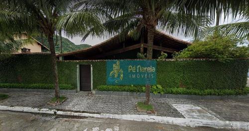 Casa Com 3 Dormitórios À Venda, 390 M² Por R$ 1.900.000,00 - Canto Do Forte - Praia Grande/sp - Ca0197