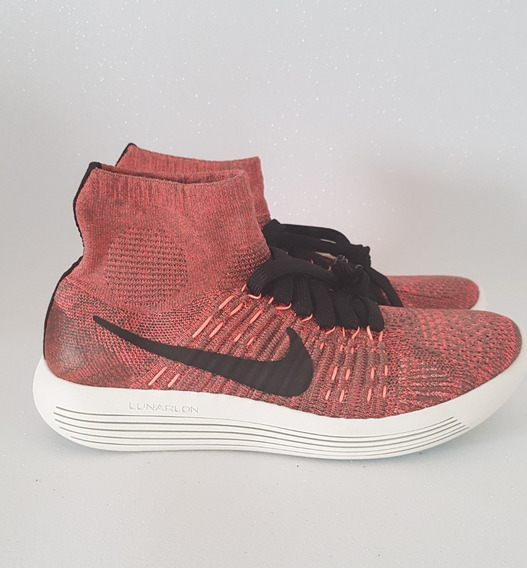 Tênis Nike Lunarepic Flyknit Feminino Corrida Tam 35 Origina