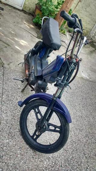 Ciclomotor Mondial 50cc Actualmente No Anda