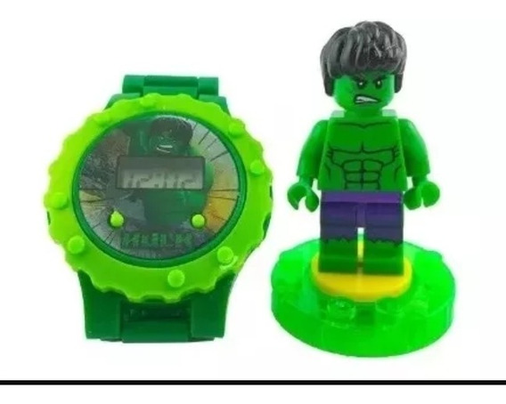 Relógio Do Hulk