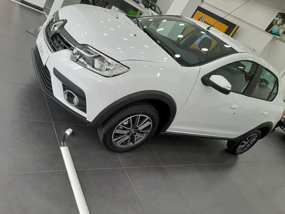 Renault Logan Intens 1.6 Cvt: Imperdible Bonificacion !!do