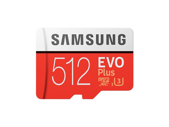 Cartão Samsung Micro Sd Evo Plus 512gb Sdxc Gopro Hero 6 7